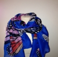 Buy one scarf get second for half price