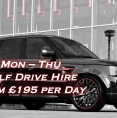 Limousines and Sports Car Hire