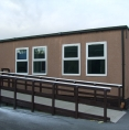 Disposal of Temporary Classrooms